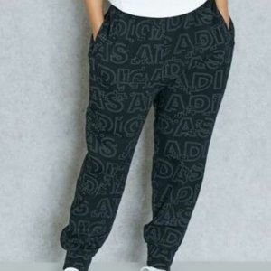 ADIDAS AX7579 Boyfriend Relaxed Sport SLOUCH Pants